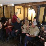 Bones Workshop in Harwich 2019